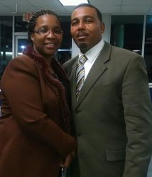 Apostle & First Lady Green