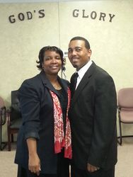 Apostle T.W. Green Sr. & First Lady Green