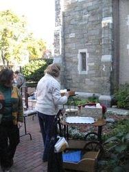 Yard Sale, Fall 2010