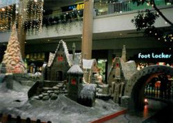 Massive Holiday Display
