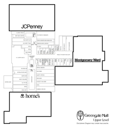 Upper Level Lease Plan (Early 1990s)