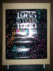 25-Year Anniversary Poster