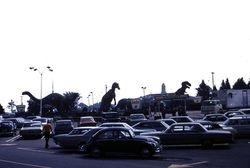 Roaming Dinosaurs