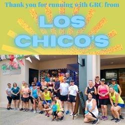 Margarita Series Runs, Summer 2021 at Los Chico's