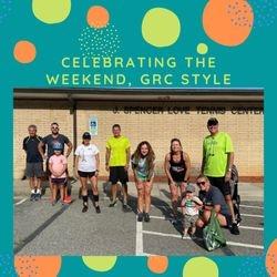 Saturday group run