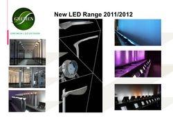 NEW RANGE LED 2011/2012