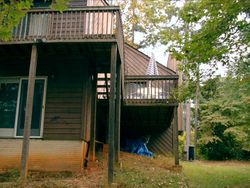 McPetrie Home Before Deck Installation