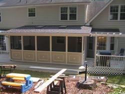 Quigley Decks & Screened Porch