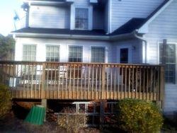 Riley Deck Before Porch Conversion