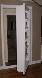 Standard Bookcase Open
