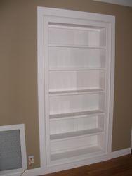 Standard Bookcase Closed