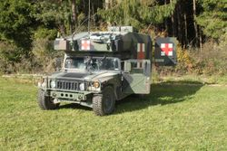 M997 HMMWV Ambulance