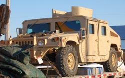 Rebuilt Canada M1114 JTF HMMWV 2013