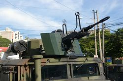 M1151 Armed with 20mm Hispano-Suiza HS 404 Cannon 1
