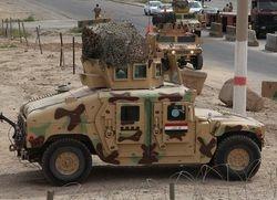Iraqi M1114 FRAG 5 with OGPK