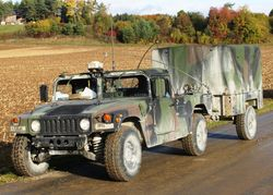 M1097 w/ M1101 HMT
