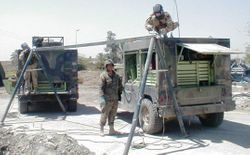 M1097 SECM during OIF 1 & 2
