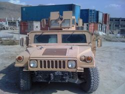 US Air Force M1116 Afghanistan Front