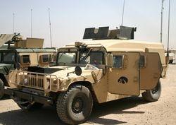 2168TC HMMWV, Iowa ANG, 21 AUG 2005, Saffwan Iraq