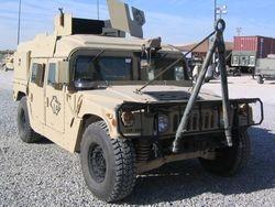 424 TC, HMMWV Guntruck, Arifjan Kuwait, 8 APR 2005