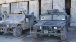 BG Scholsser, ADC-S HMMWV 22 DEC 2003, Mosul Iraq 3