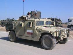 Poland M998, BIAP 2005