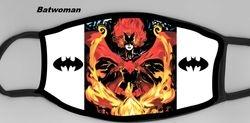Batwoman Mask