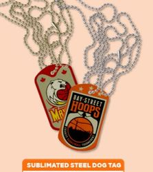 Dog Tags for all sports