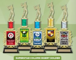 Trophies - All Sizes Available.