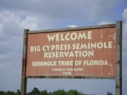 Seminole hospitality is second to none.