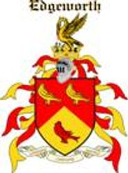 EDGEWORTH COAT OF ARMS