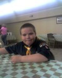 JASON AS A CUB SCOUT