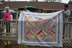 QUILT FOR MABLE JENKINS