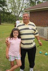 KRISTEN AND GREAT UNCLE DOUG EDGEWORTH