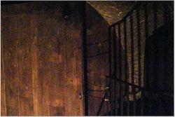 WHO IS BEHIND THE DUNGEON DOOR