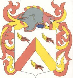CREST OF THE EDGEWORTH FAMILY