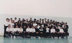 Estágio com o Mestre Chen Yong Fa em Viana do Castelo ano de 1997.