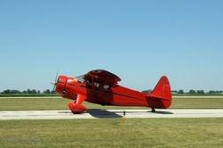 1940 Howard DGA-15