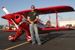 Chet Kuhn and his Pitts