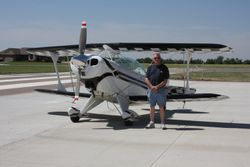 Ross Schoneboom and Pitts S-2A