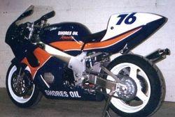 Shores Oil Racing