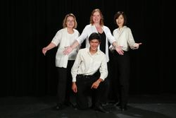 Tap for Adults, Beginning, Recital 2014