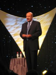 Dr. Phil in New Orleans