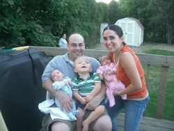 First Zane Family Photo