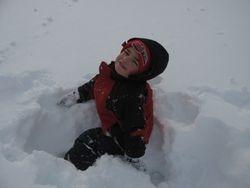 big snow storm Dec 2009