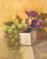 Grapes in Light