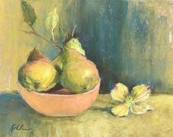 Dogwood & Pears