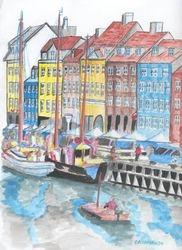 Port City #2