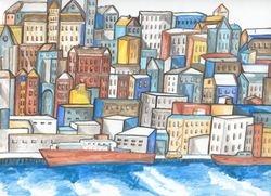 Port City #1