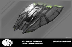 Nareks ship
